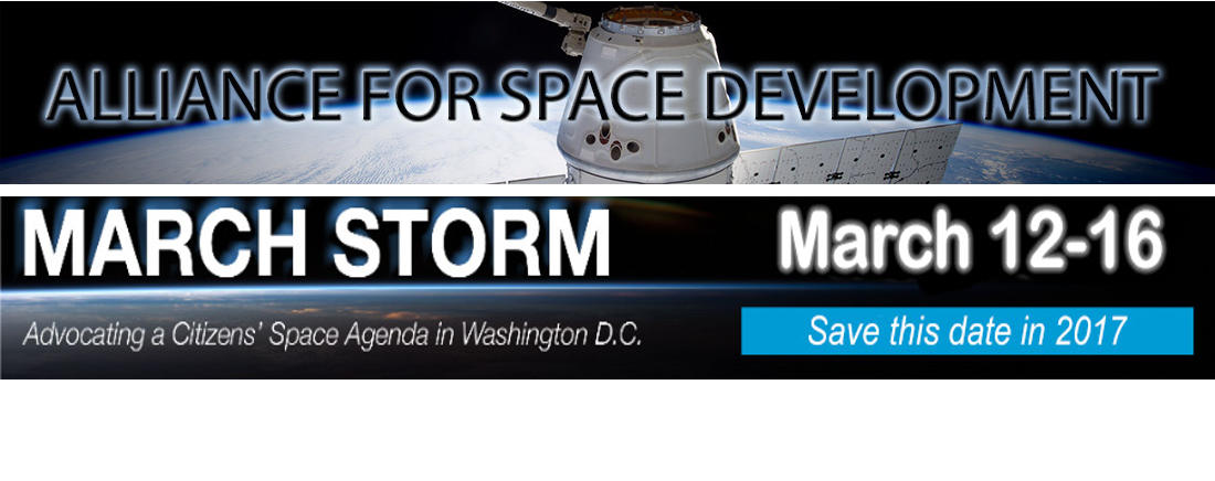 Alliance for Space Development